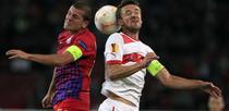 Remiza intre Stuttgart si Steaua