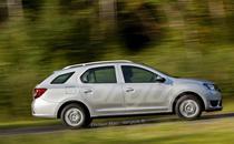 Render Dacia Logan MCV 2013