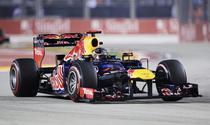 Sebastian Vettel se impune in MP al Singapore