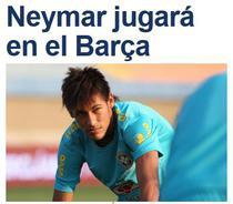 Neymar, sanse mari sa ajunga la FC Barcelona