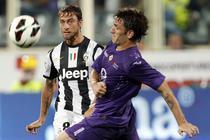 Juventus, stopata de Fiorentina