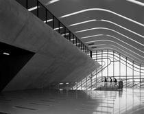 Noua biblioteca din Montpellier