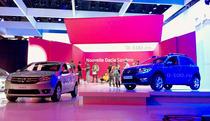 Dacia Sandero 2 Stepway la Salonul Auto de la Paris 2012