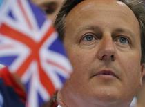 David Cameron la Jocurile Paralimpice
