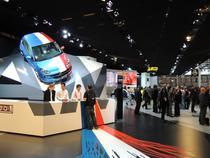 Standul Opel la Salonul Auto de la Paris 2012