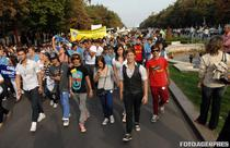 Parada elevilor bucuresteni 2010