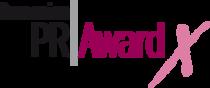 Logo PR Award 10 ani