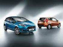 Ford Fiesta Facelift 2012