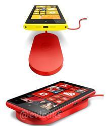 Imagini care ar prezenta noile Lumia cu incarcator wireless
