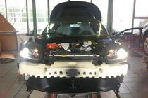Reparatie Tesla Rodster