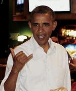 Obama in campanie in Orlando