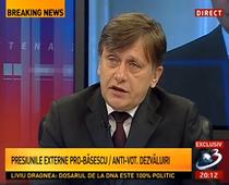 Crin Antonescu la Antena 3