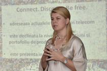 Severina Pascu, directorul general al UPC Romania