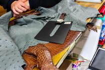 Bracelet Parisien este un atelier de manufactura in care se confectioneaza curele de ceas pe comanda