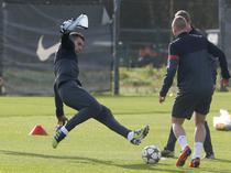 United se pregateste de meciul cu CFR Cluj