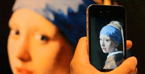 Aplicatia ARART animeaza opere de arta celebre