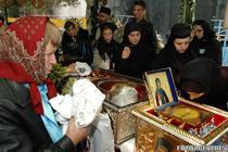 Pelerinaj la Sf. Parascheva (Iasi)