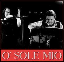 O' Sole Mio - Concert Pilar Diaz Romero şi Maxim Belciug