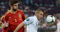 Spania vs Franta, meciul zilei