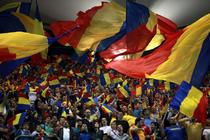 Suporteri ai Romaniei pe Arena Nationala
