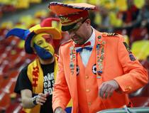 Fotogalerie: Romania - Olanda 1-4