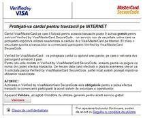 Tentativa de phishing asupra clientilor cu carduri MasterCard