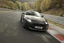 Test cu Jaguar pe circuitul de la Nurgburgring