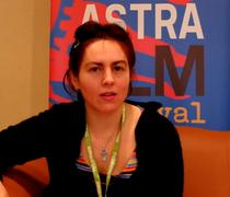 Csilla Kato, director de programe la Astra Film 2012
