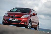 Toyota Yaris si-a vazut vanzarile crescand cu 68%