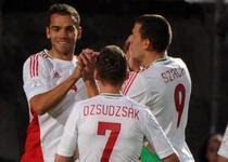 Ungaria, peste Romania in clasamentul Grupei D