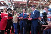 Premierul Ponta, la deschiderea SAB&A 2012