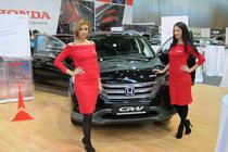 Salonul Auto Bucuresti si Accesorii 2012