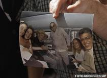 Fotografia prezentata de Elias Jaua in care apare Fidel Castro (al treilea de la stanga)