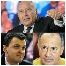 Dan Voiculescu, Sebastian Ghita, Sorin Rosca Stanescu