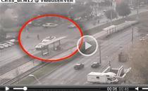 Accidentul provocat de masina ambasadei Rusiei