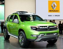Renault DCross show car