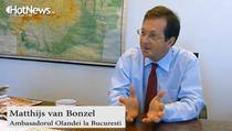 Matthijs van Bonzel, ambasadorul Olandei