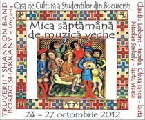 Mica Saptamana de muzica veche