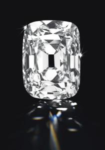 """Diamantul """"Arhiducele Joseph"""" e apreciat de experti pentru structura sa interna impecabila"""