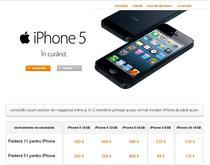 iPhone 5 la Orange
