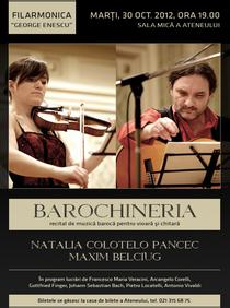 Barochineria - Natalia Colotelo Pancec si Maxim Belciug