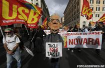 Proteste in Roma