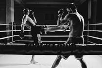 In ring