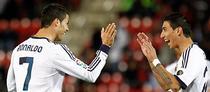 Cristiano Ronaldo si Angel Di Maria