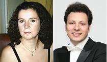 Livia Teodorescu Ciocănea şi Lucian Corchiş
