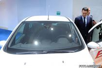 Victor Ponta a vizitat Uzina Ford din Craiova