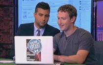Zuckerberg, invitat la un talk-show vesel in Rusia