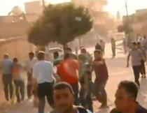 Bombardamente in Siria