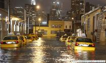 FOTOGALERIE Uraganul Sandy a facut ravagii in SUA