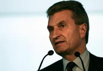 Gunther Oettinger, comisarul european pentru energie